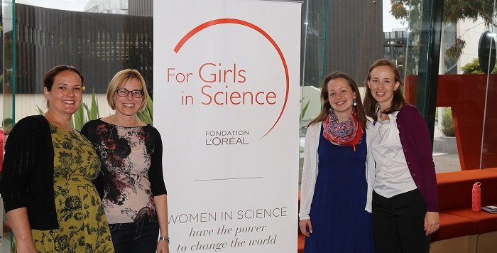 2016 L'Oréal-UNESCO Girls in Science Forum